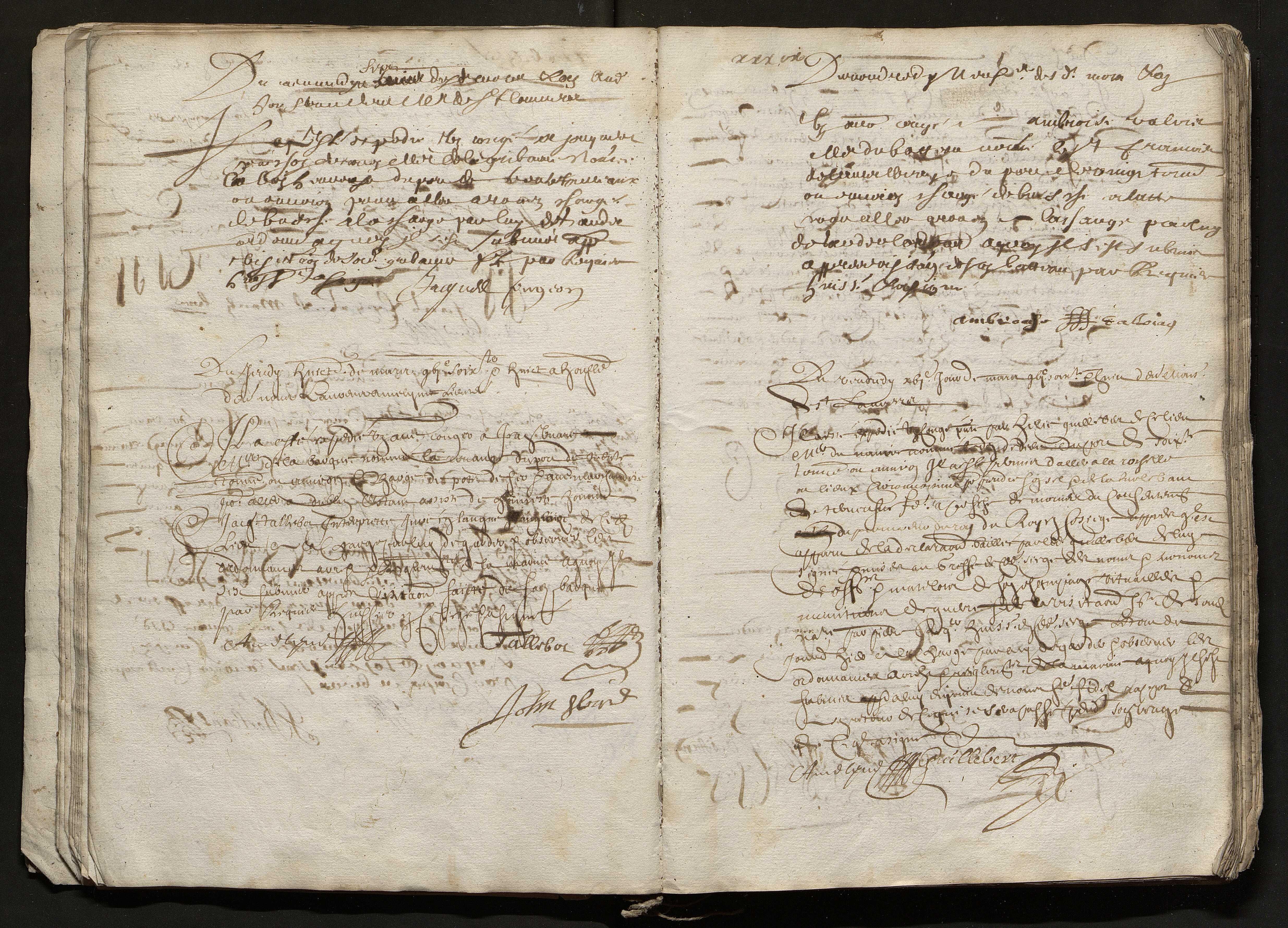 20 juin 1667-7 septembre 1669