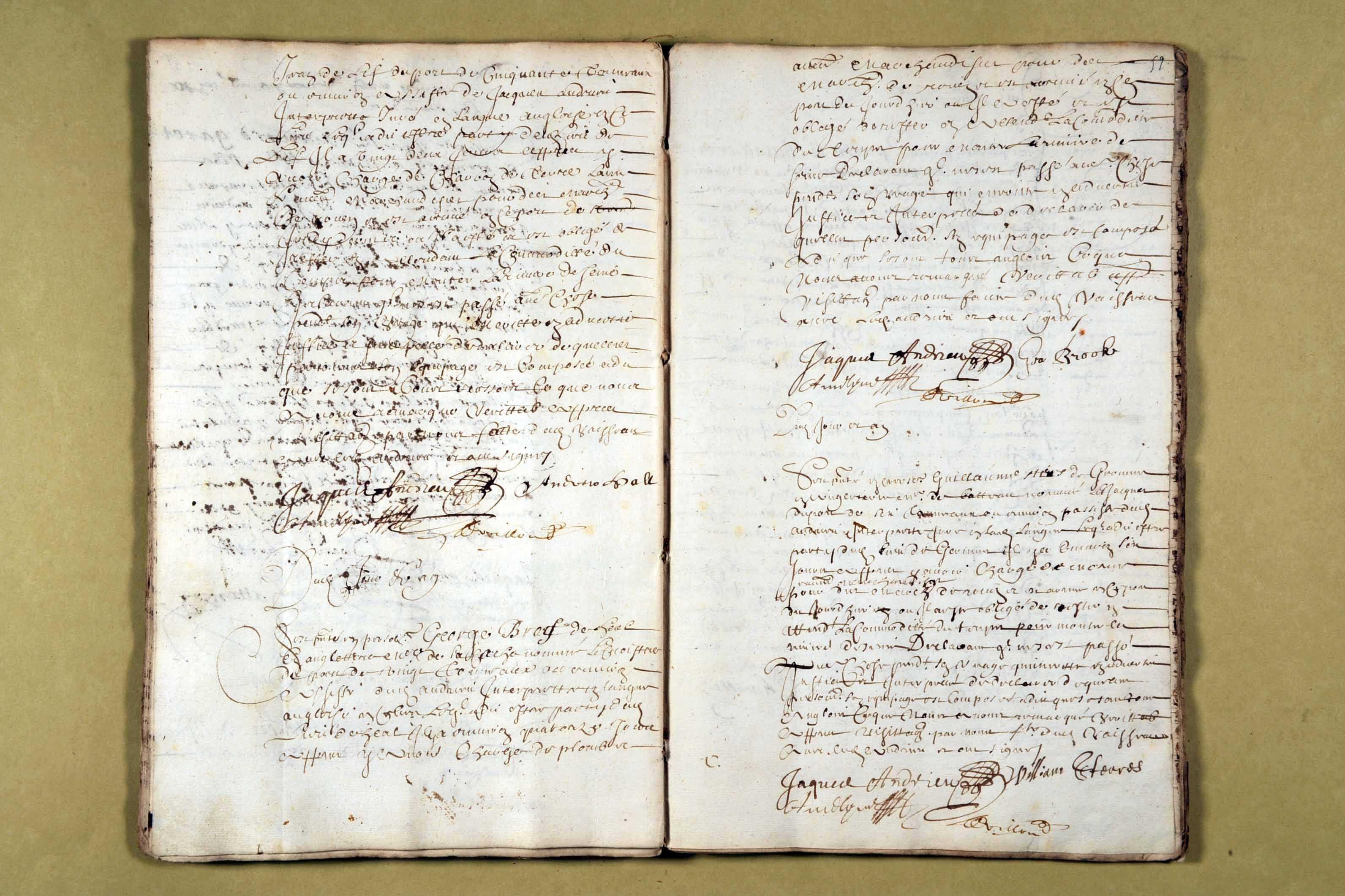 25 octobre 1670-5 avril 1672