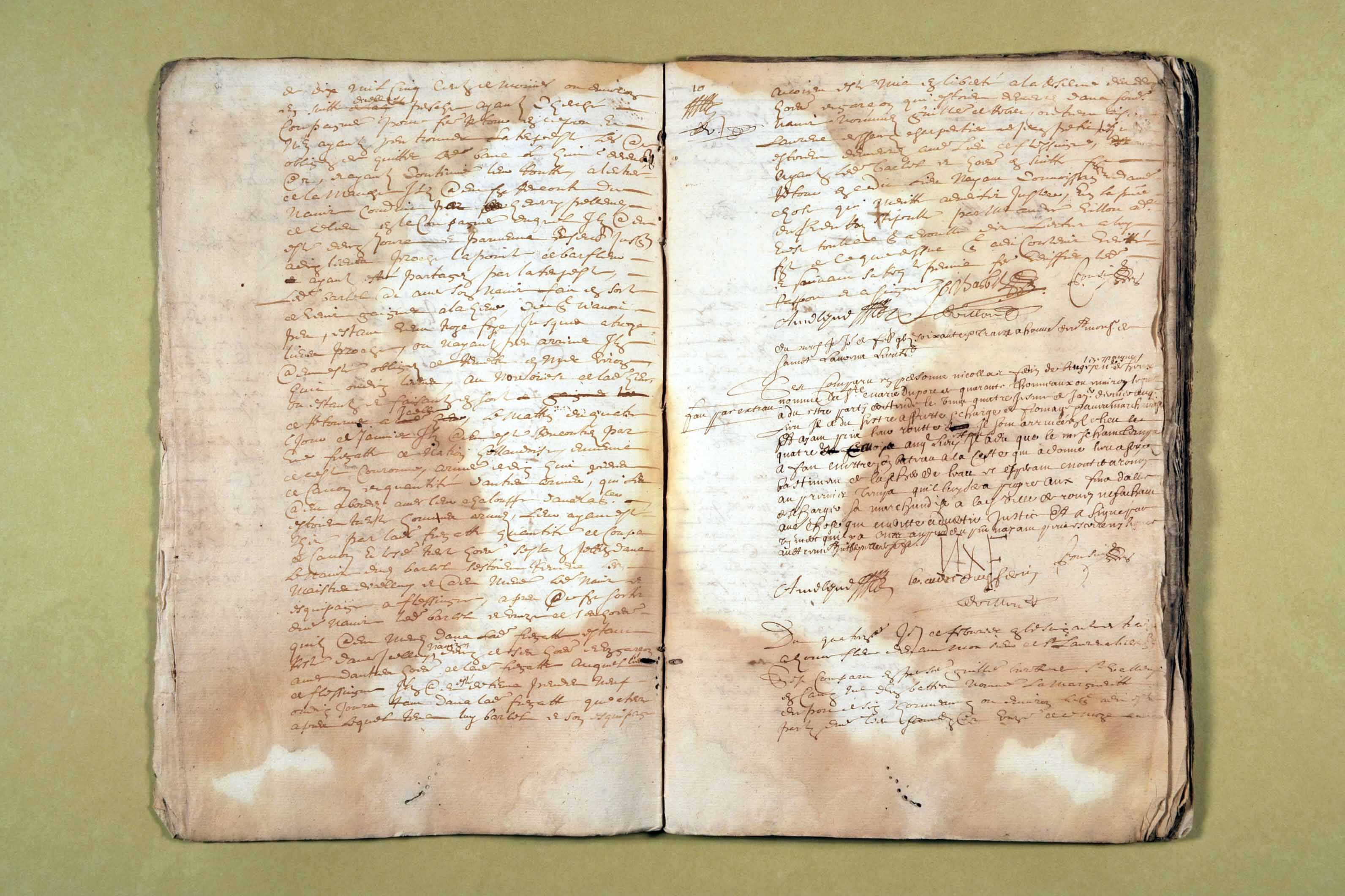 21 janvier 1673-6 février 1674