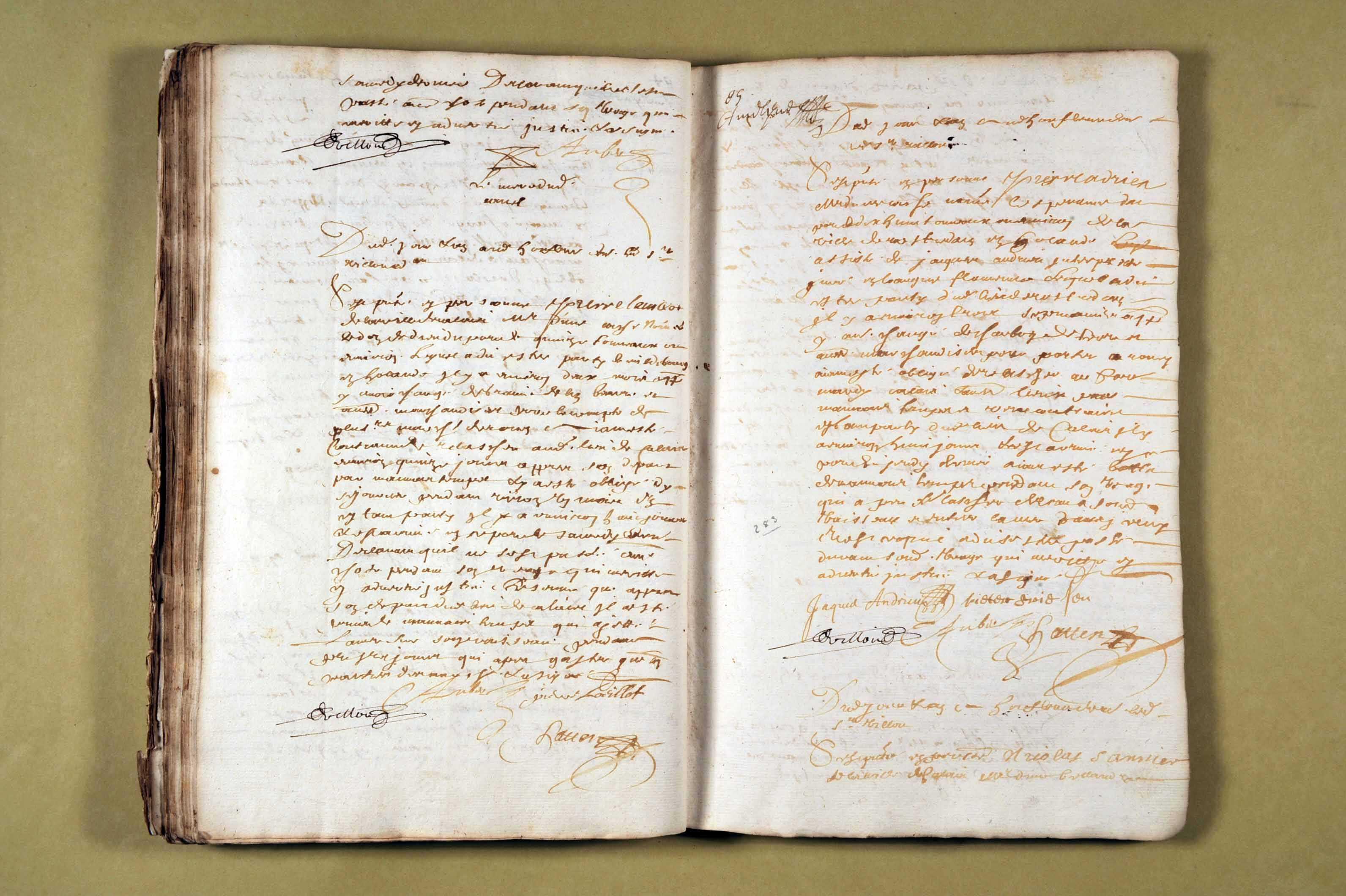 9 janvier 1665-7 février 1667