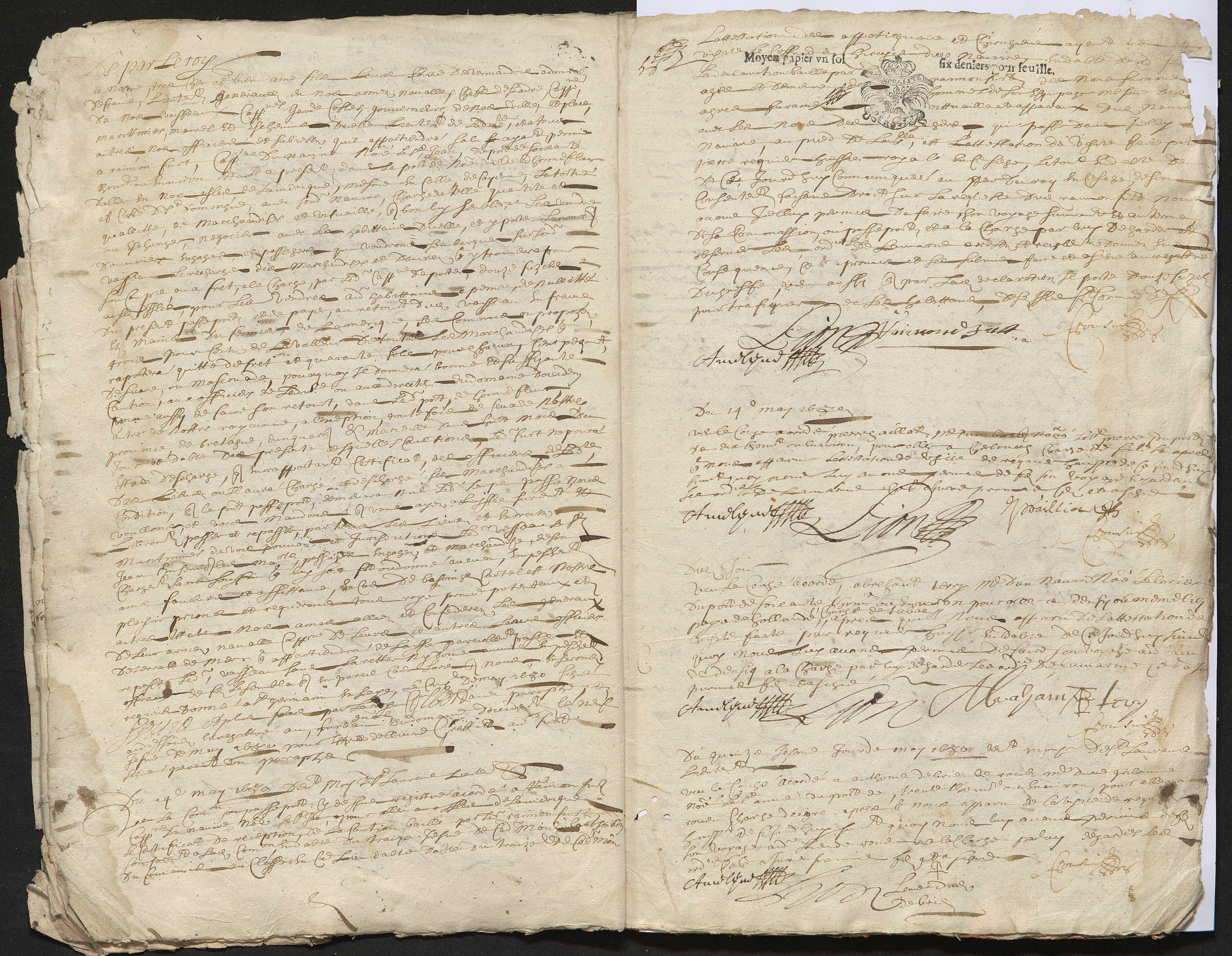 27 avril-14 octobre 1680
