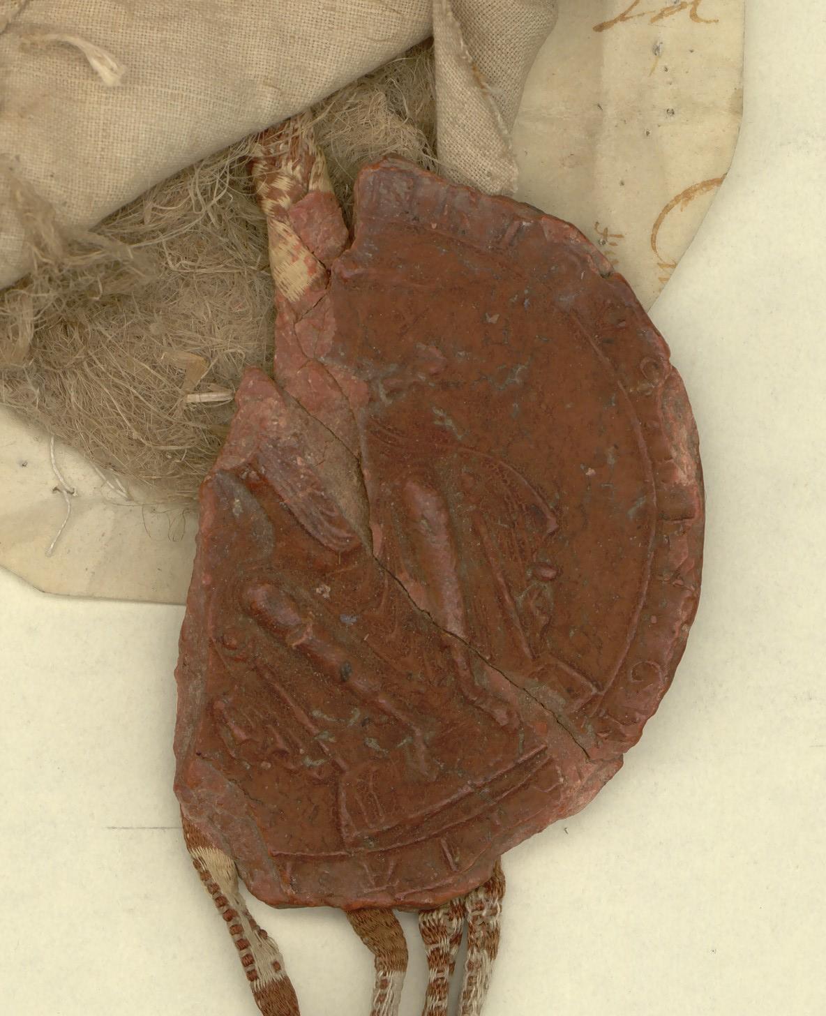 Henri II Plantagenêt confirme les biens de l'abbaye