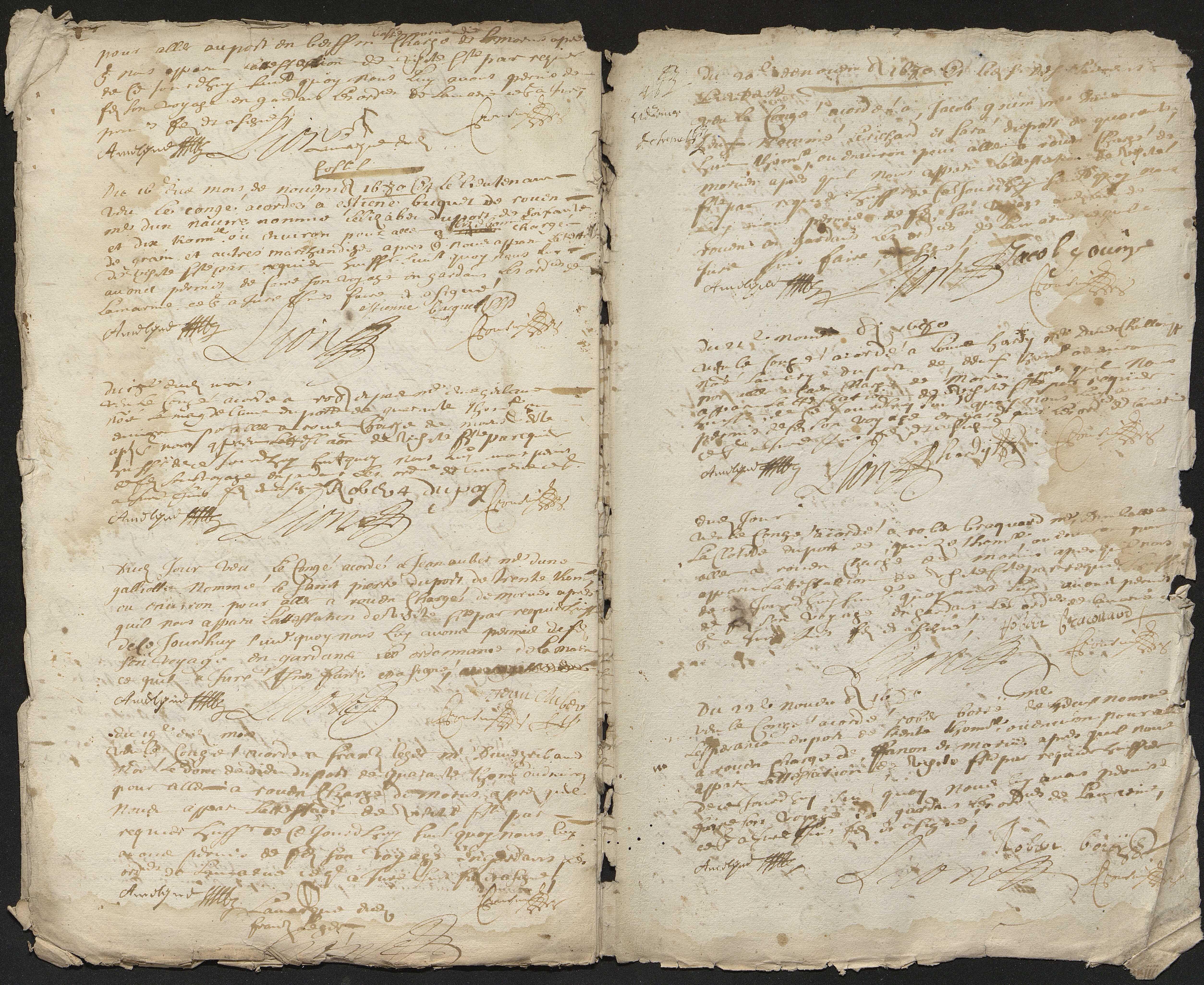 19 octobre-5 décembre 1680