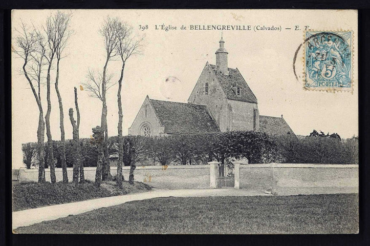Bellengreville