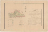 Cardonville. Carte, notice, production
