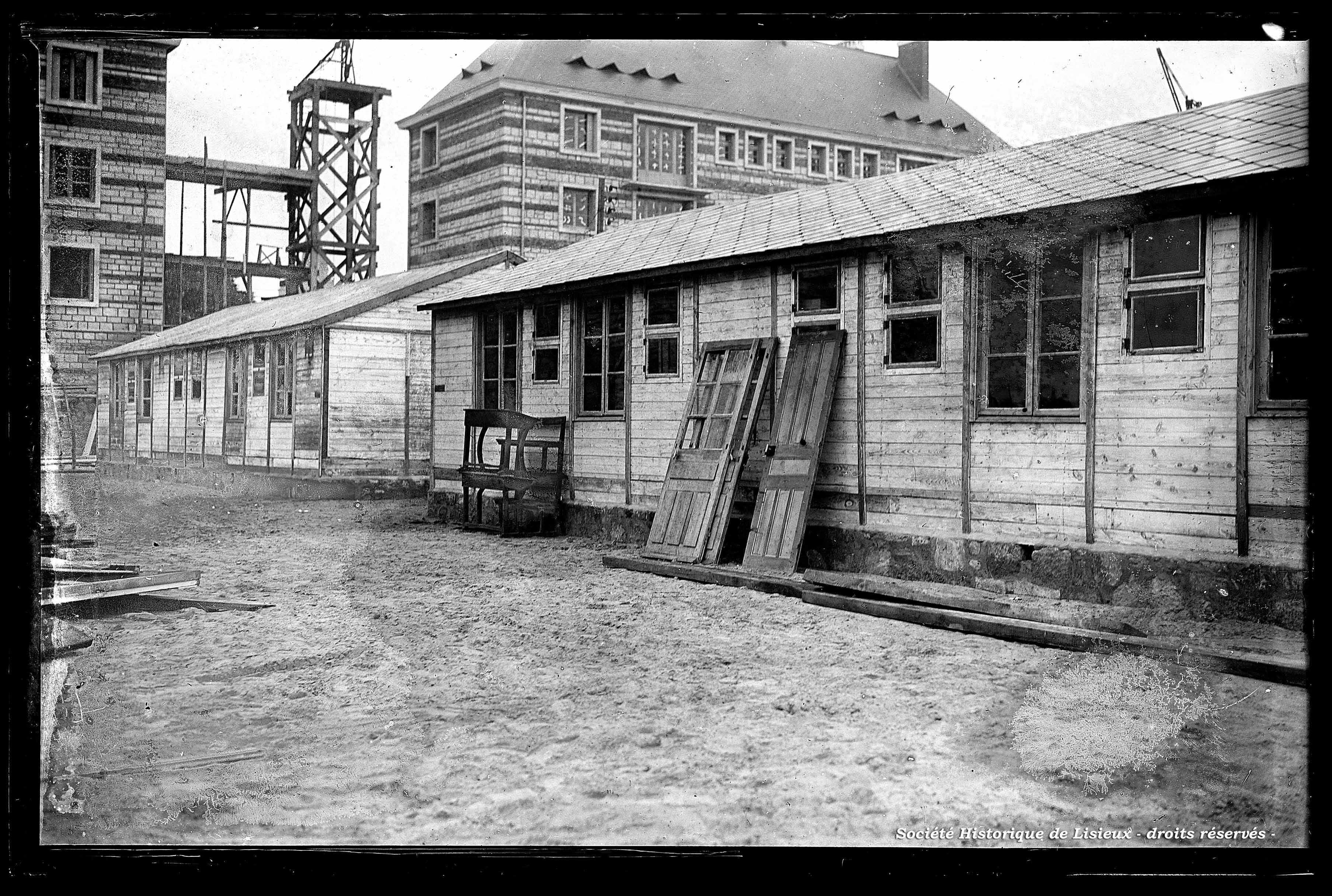 Déplacement des baraquements de l'école Jean-Macé