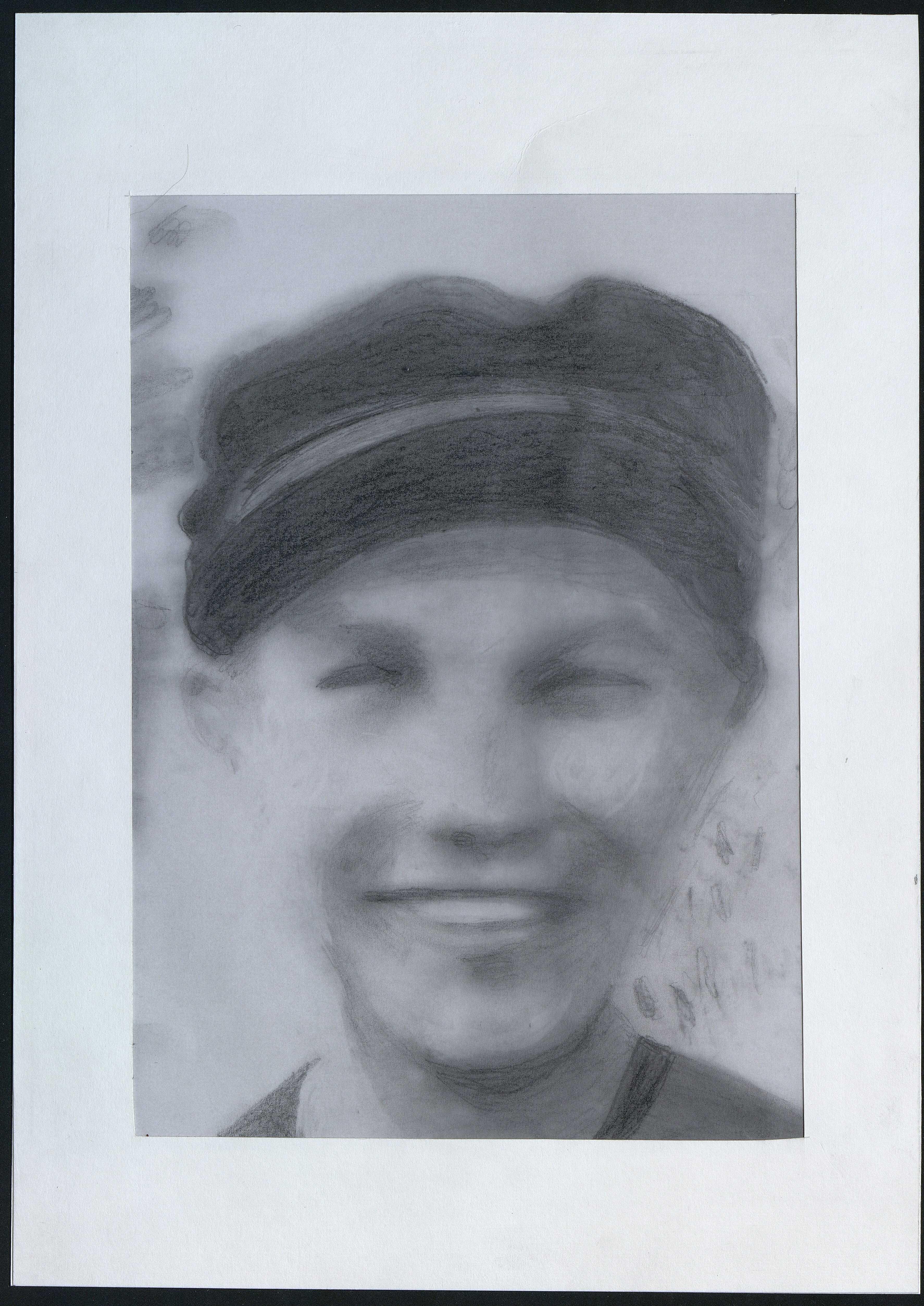 5 : portrait de René Capron par Gratien Mouget